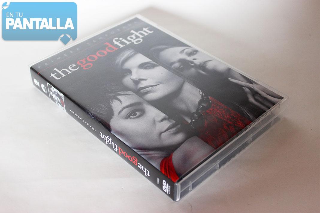 The Good Fight Temporada 1 Dvd