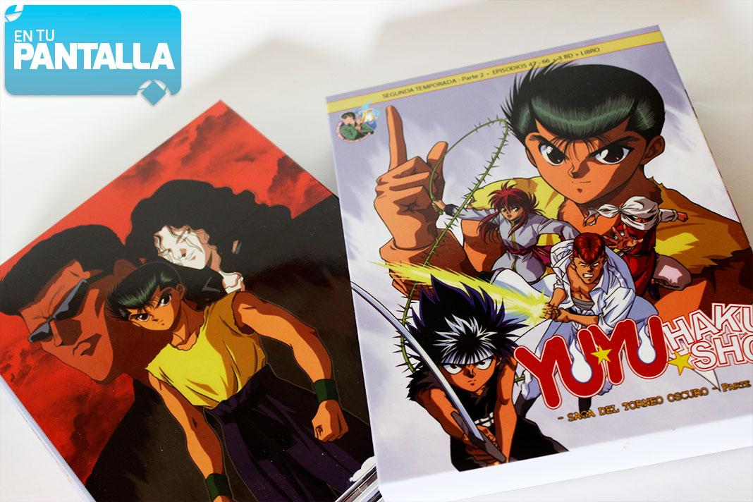 Yu Yu Hakusho Box 3 Blu-ray Selecta Vision