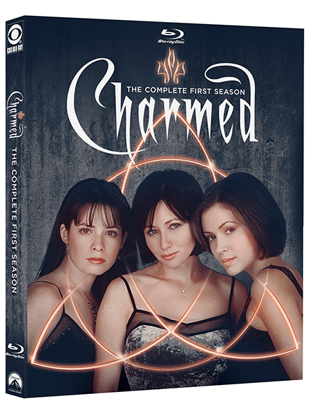 Charmed Season 1 Blu-ray