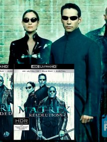 Matrix 4K Ultra HD