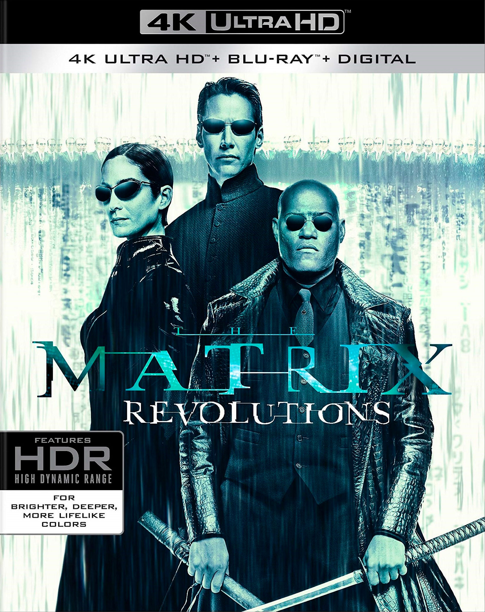 Matrix Revolutions 4K Ultra HD