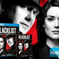 The Blacklist Temporada 5 Blu-ray Dvd