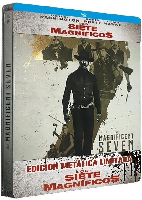Los siete magníficos - Steelbook Blu-ray