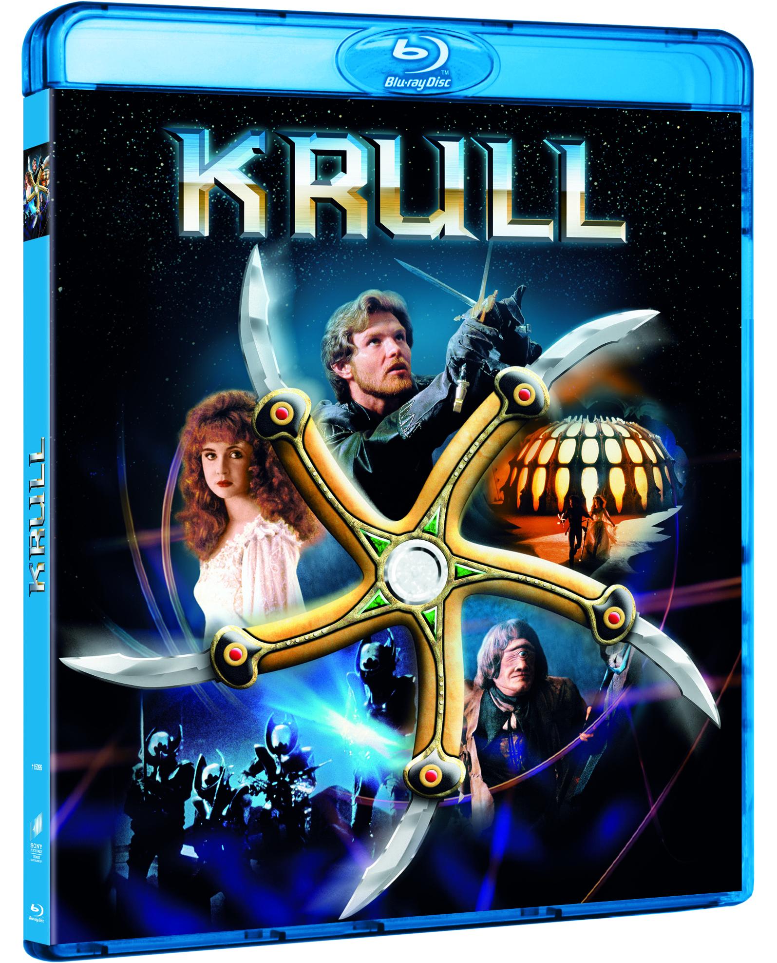 Krull Blu-ray