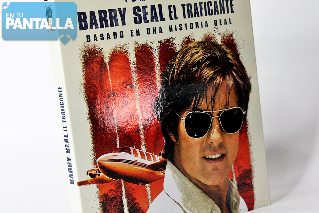 'Barry Seal: El traficante' 4K Ultra HD
