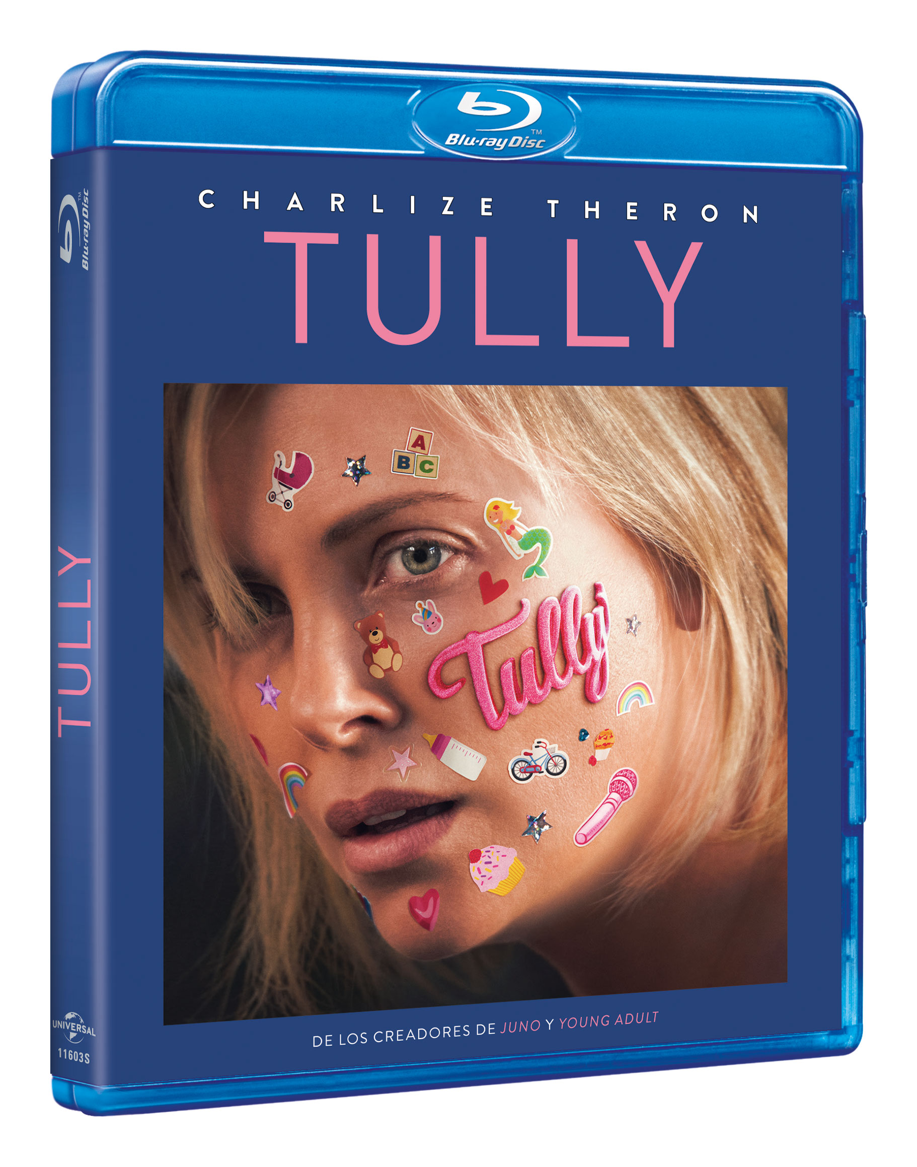 Tully en Blu-ray