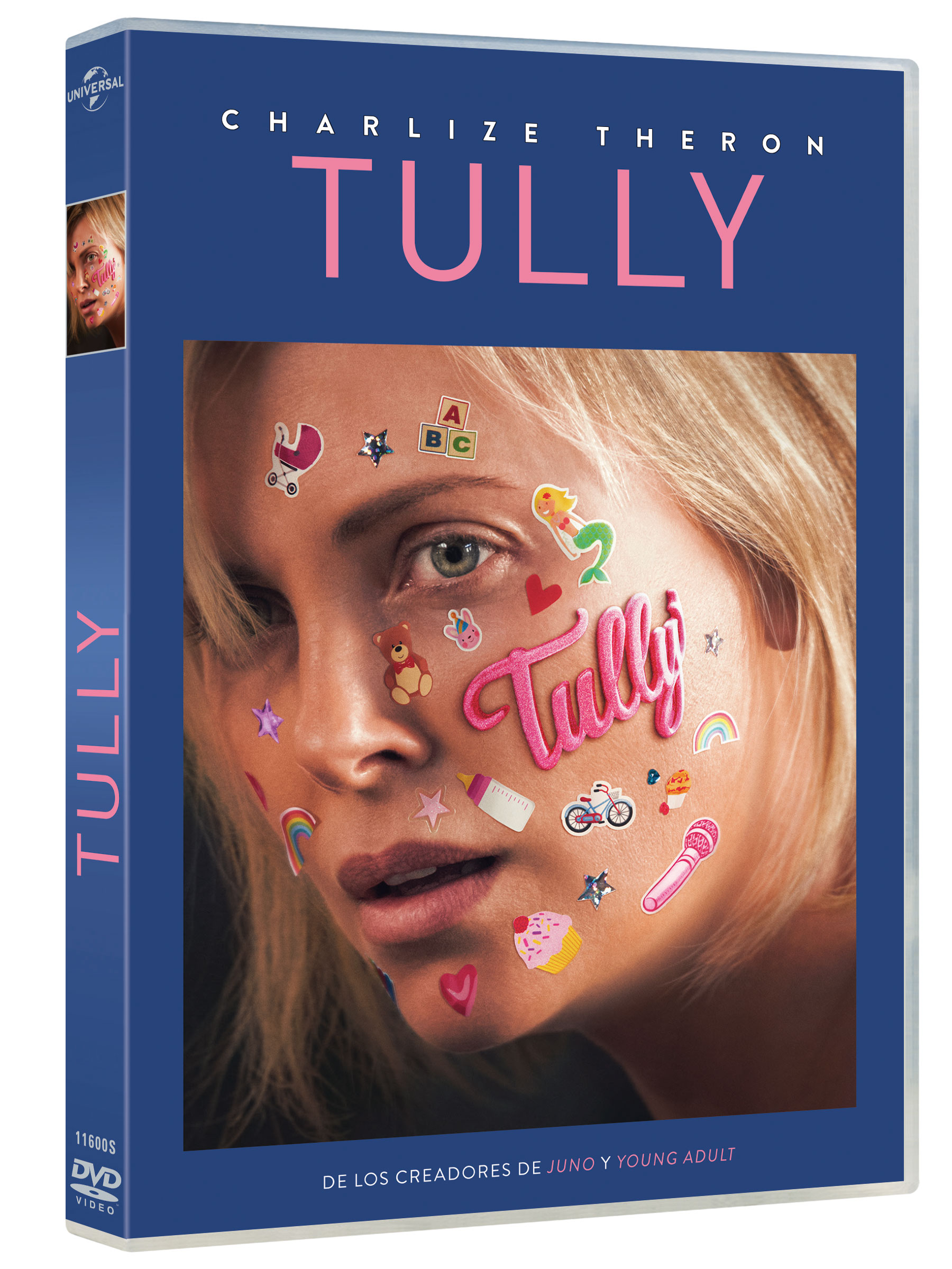 Tully en Dvd