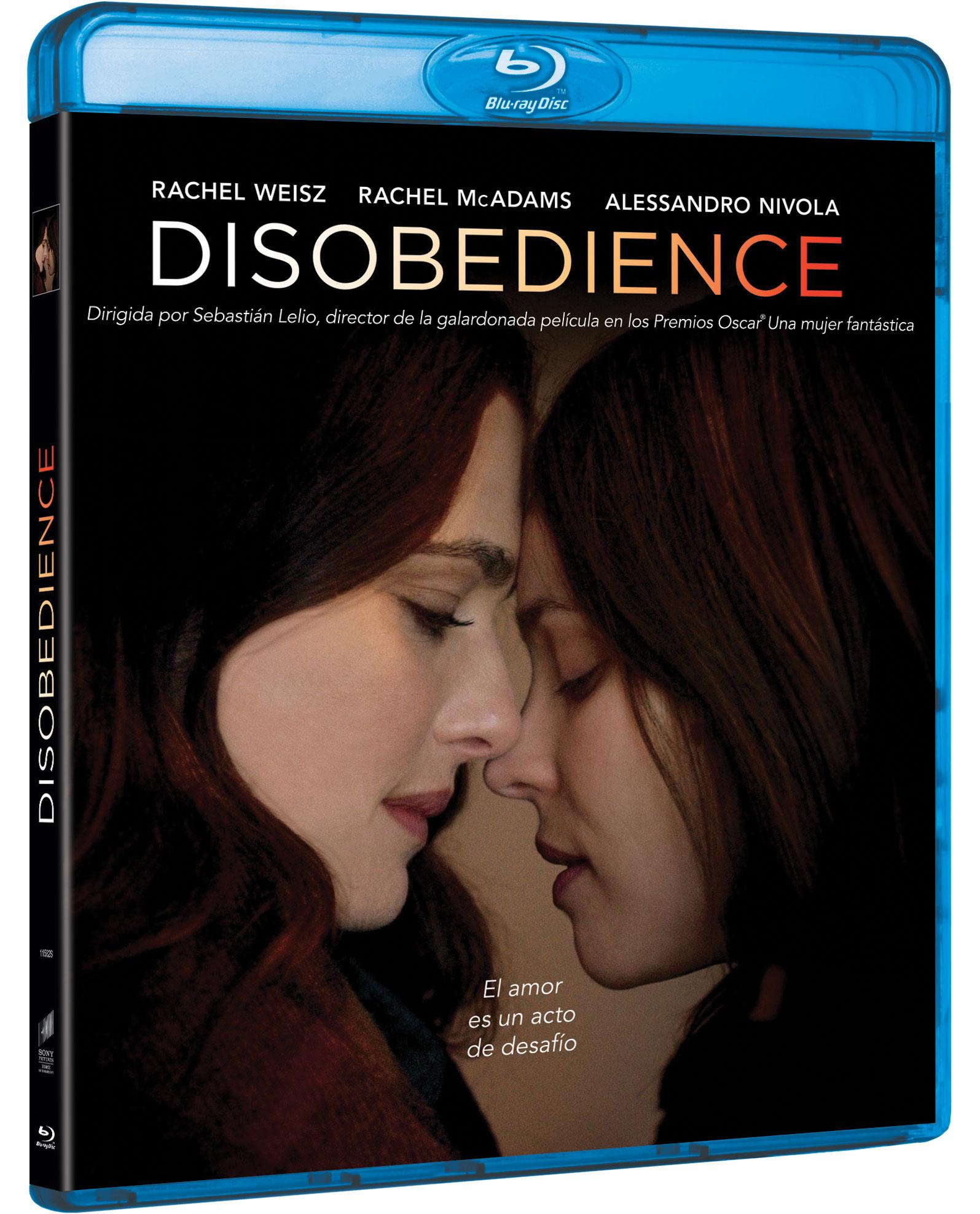 Disobedience en Blu-ray