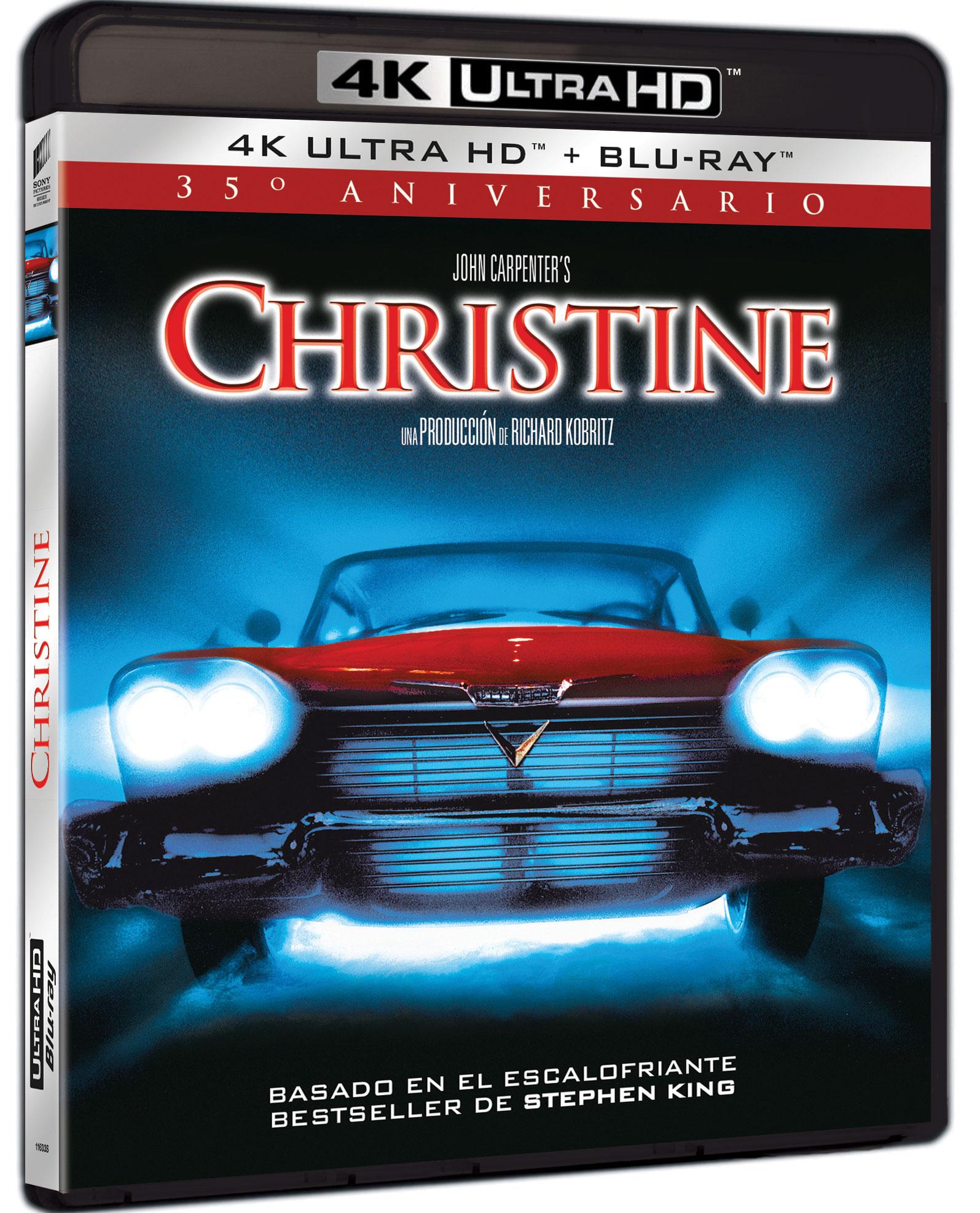 Christine en 4K Ultra HD