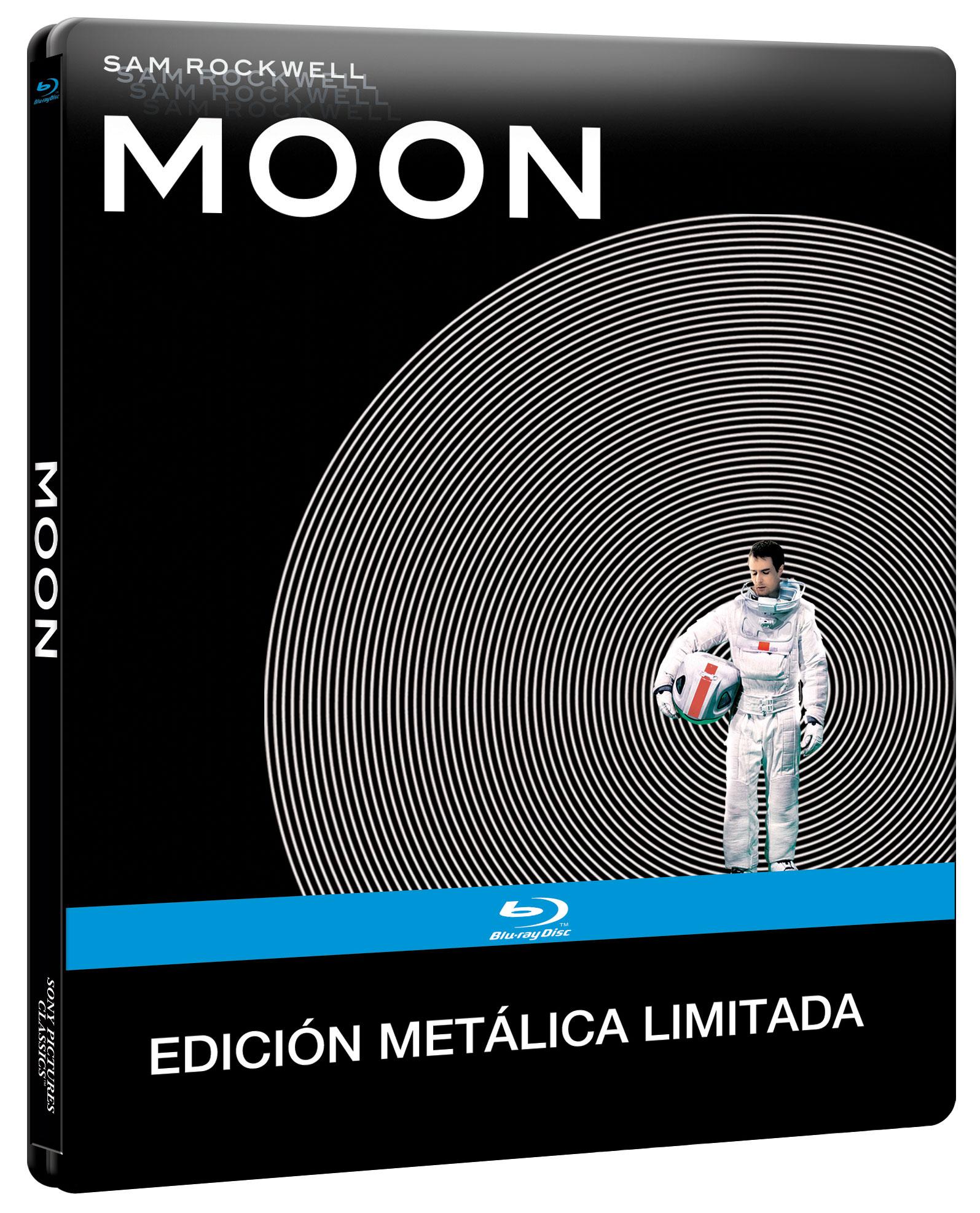 Moon - Steelbook Blu-ray