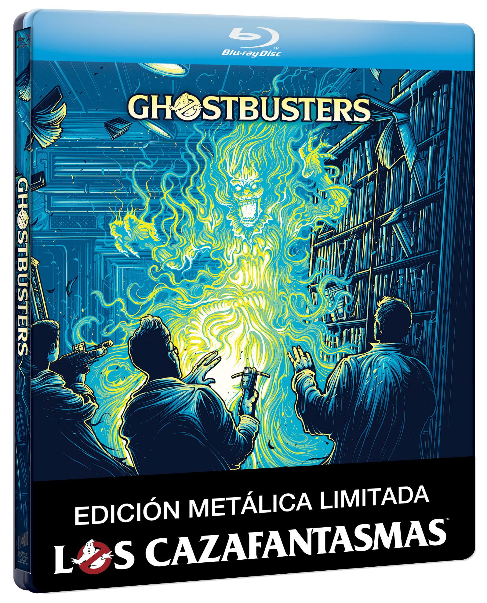 Los Cazafantasmas - Steelbook Blu-ray