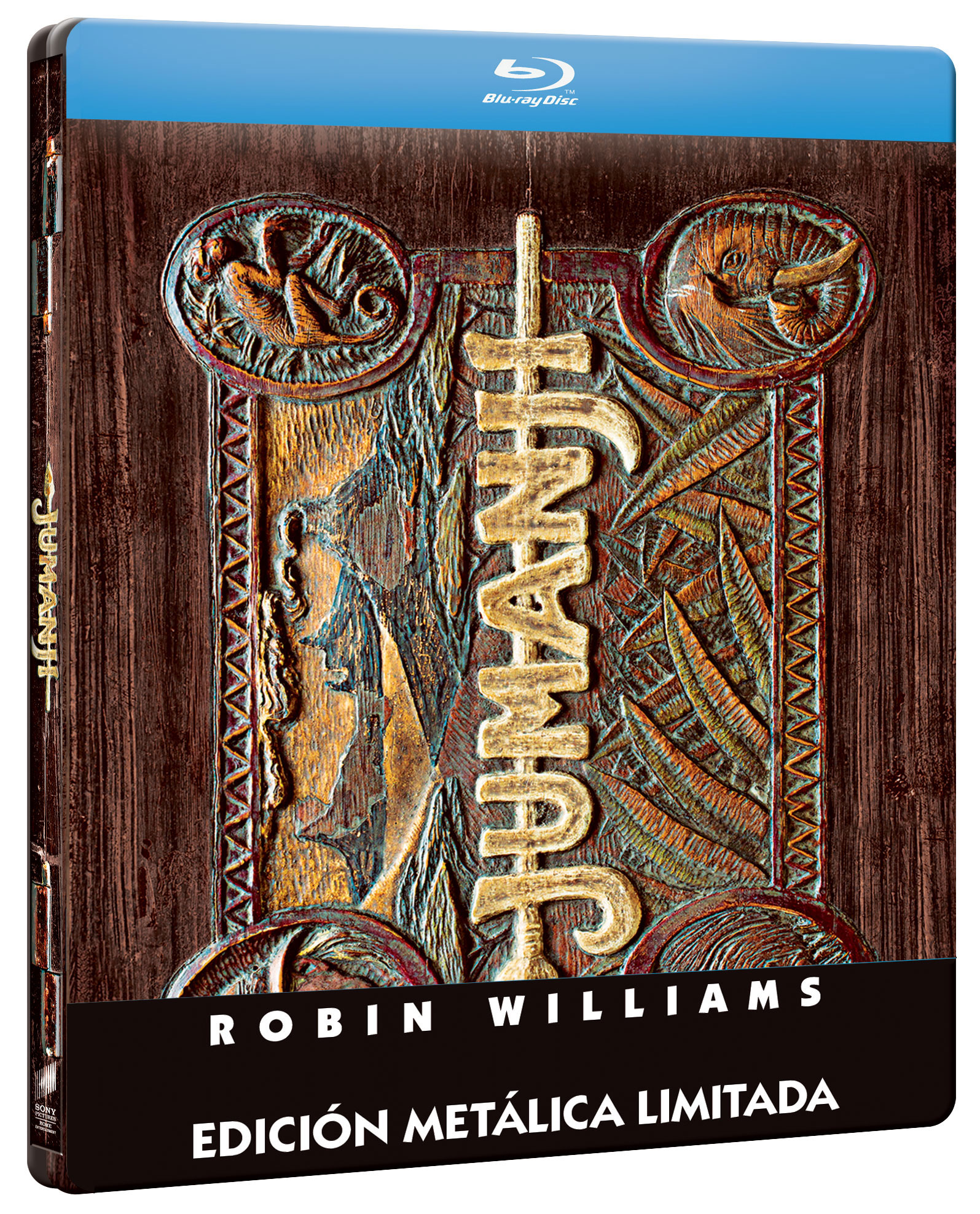 Jumanji - Steelbook Blu-ray