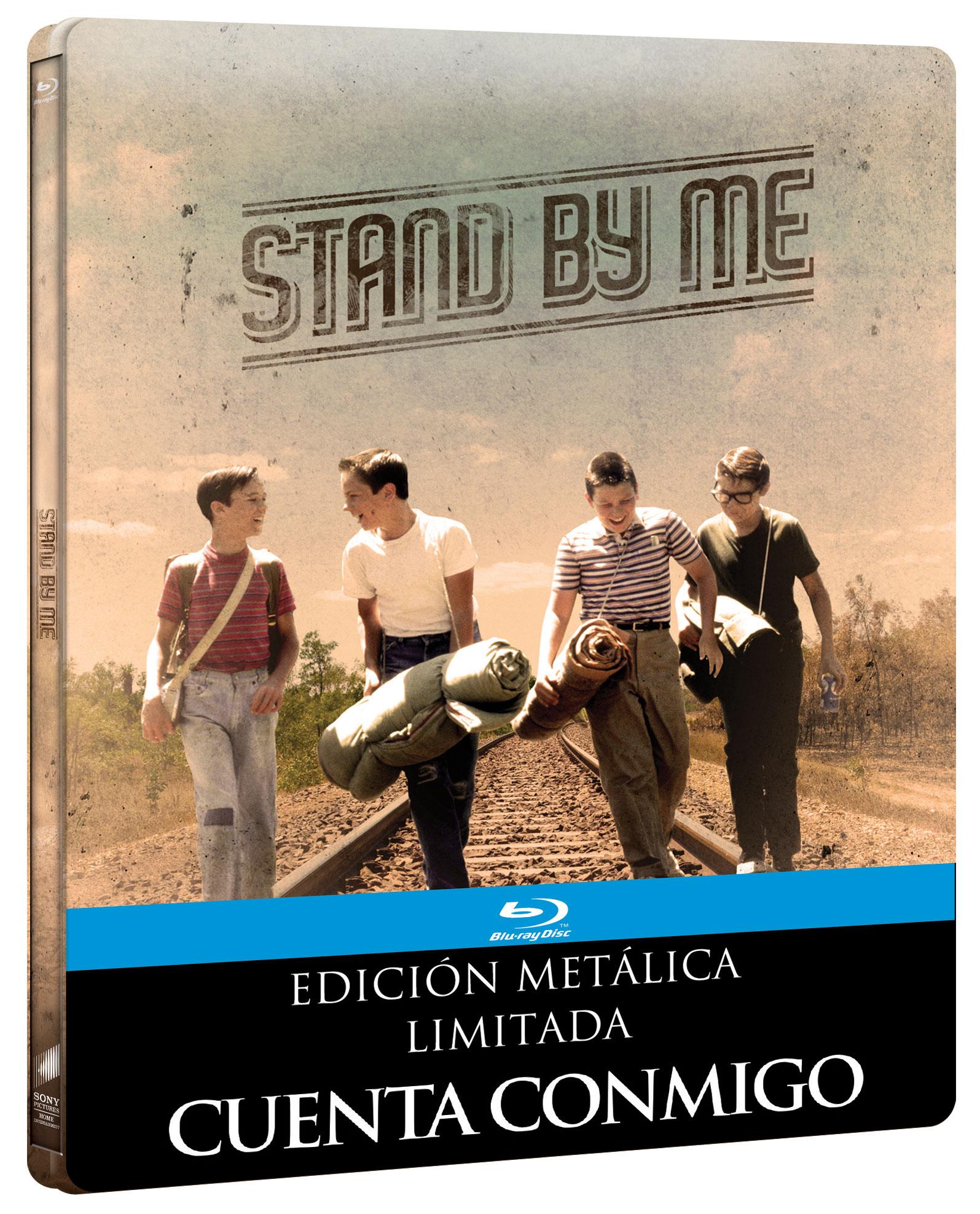 Cuenta Conmigo - Steelbook Blu-ray