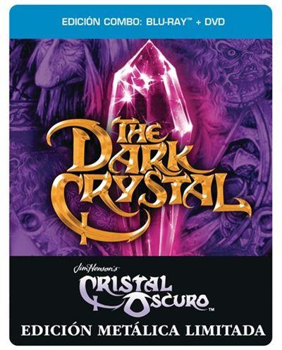 Cristal Oscuro- Steelbook Blu-ray