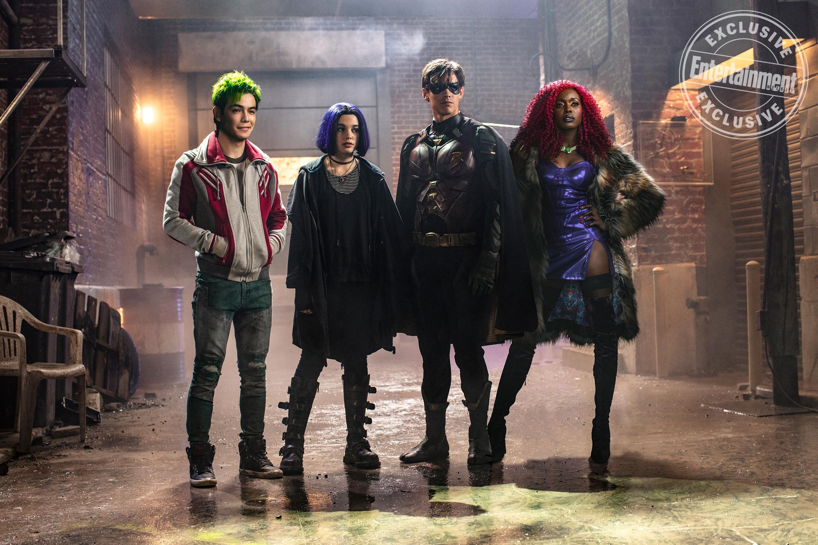 Titans DC Comics