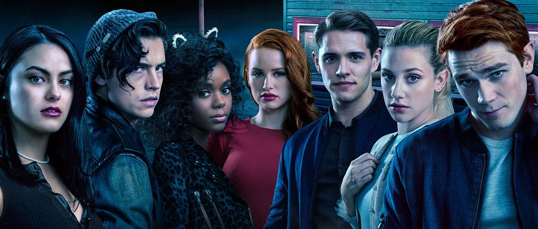 Riverdale (2017) - Serie de CW emitida en España en Movistar+.