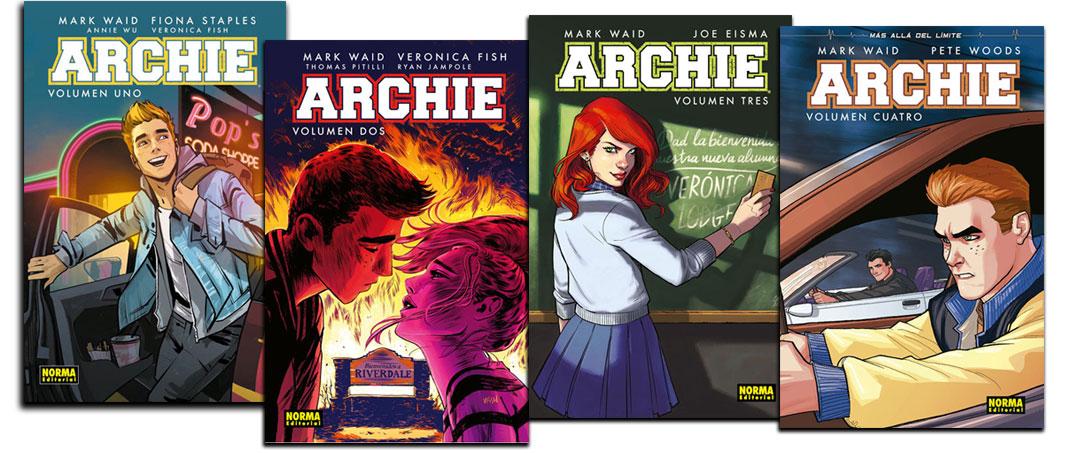 Archie - Cómics editados por Norma Editorial