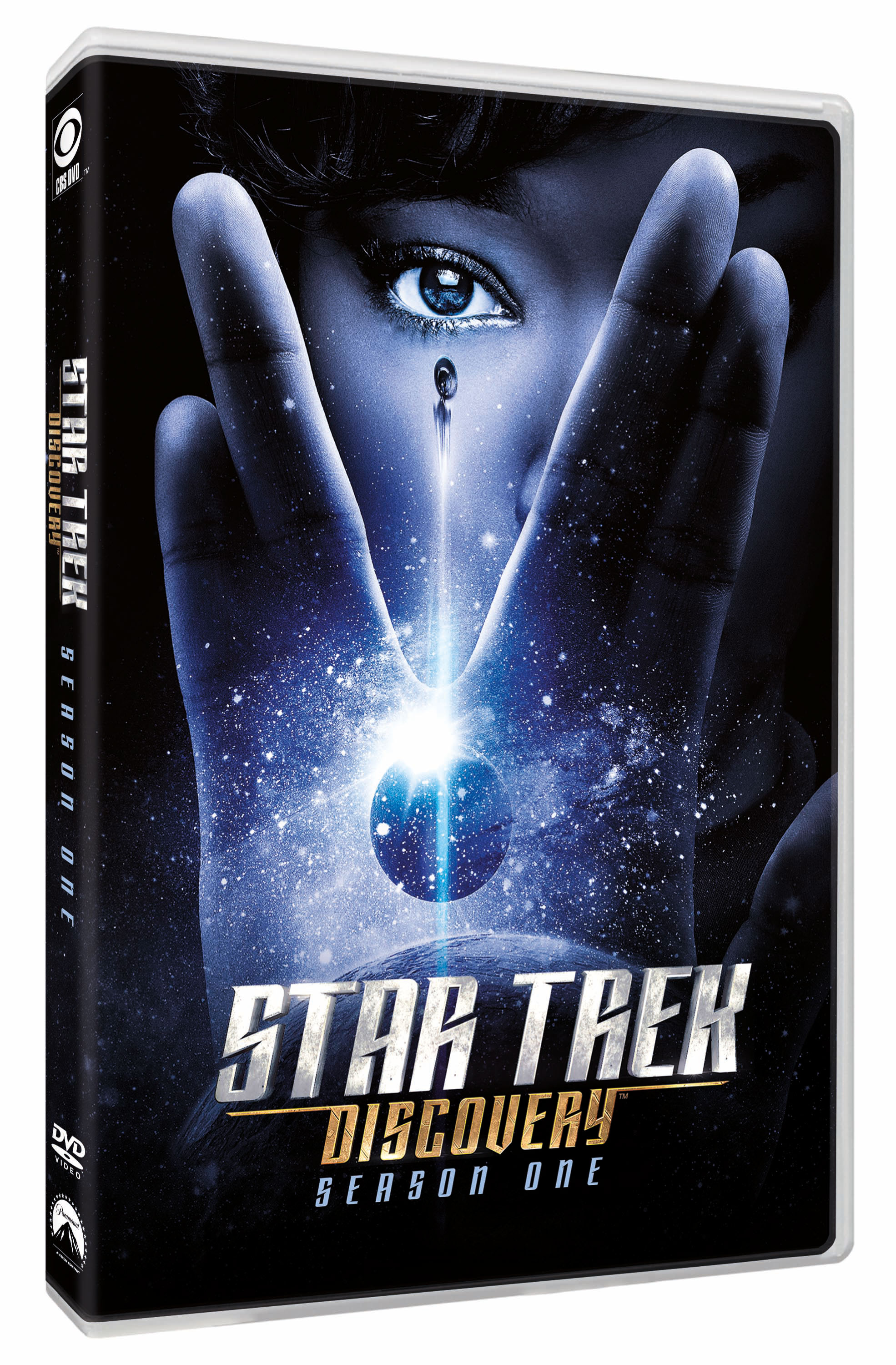 'Star Trek: Discovery' Dvd