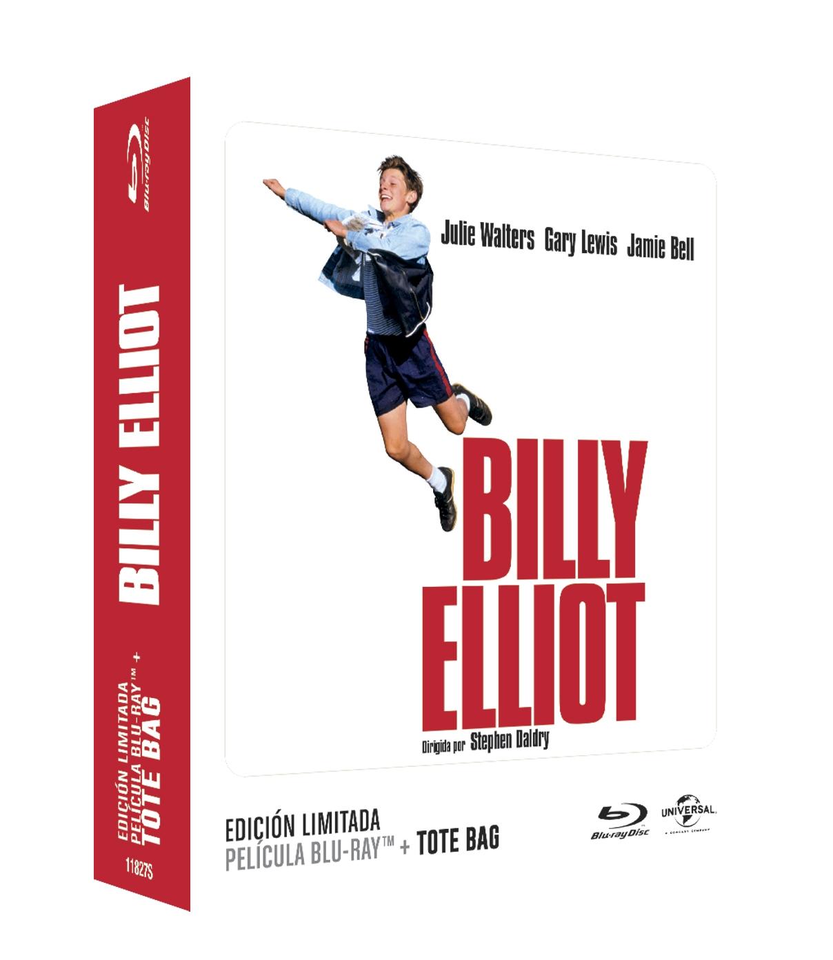 Billy Elliot (Blu-ray) (ED. Tote Bag)