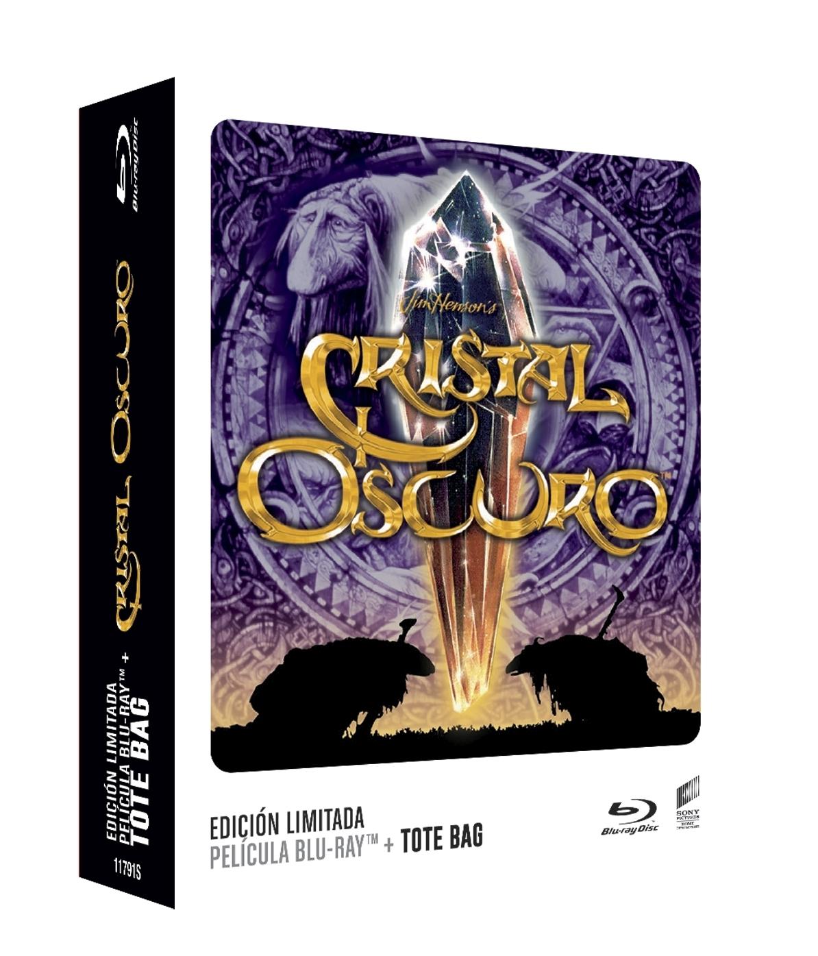 Cristal Oscuro (Blu-ray) (ED. Tote Bag)