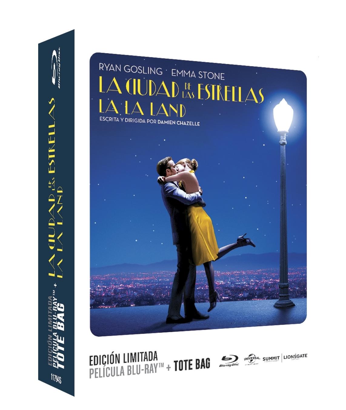 La La Land (Blu-ray) (ED. Tote Bag)