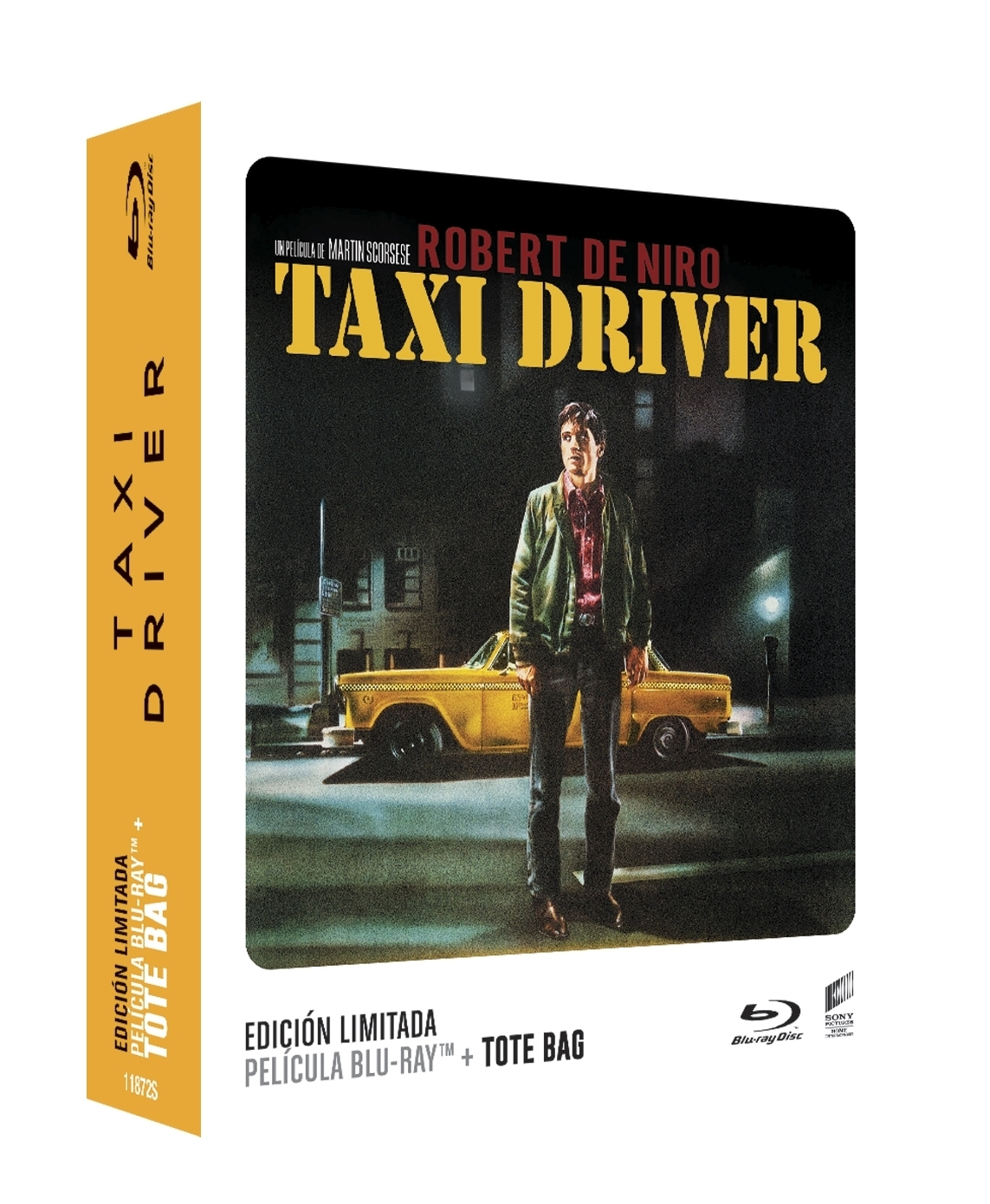 Taxi Driver (Blu-ray) (ED. Tote Bag)