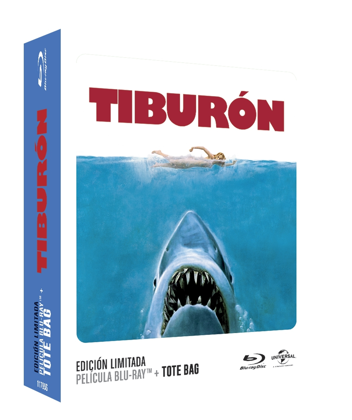 Diez ediciones muy especiales de Sony y Universal [Blu-ray + Bolsa Personalizada] • En tu pantalla