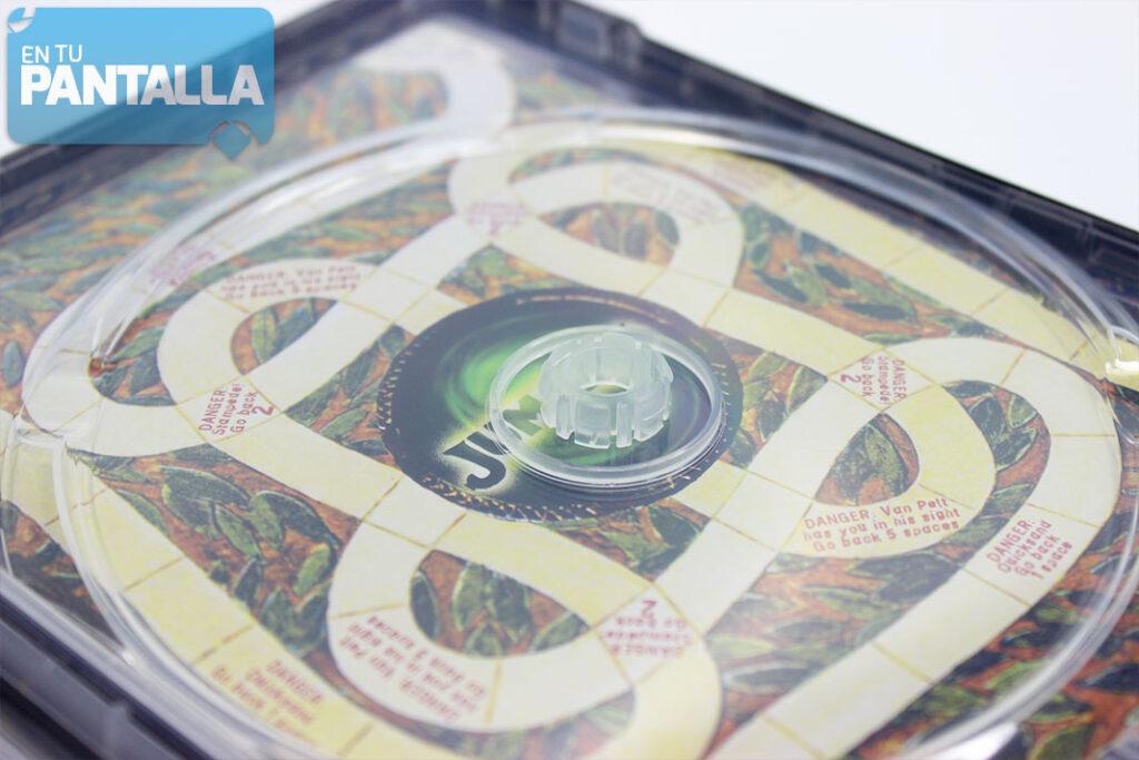'Jumanji' Edición Blu-ray Steelbook