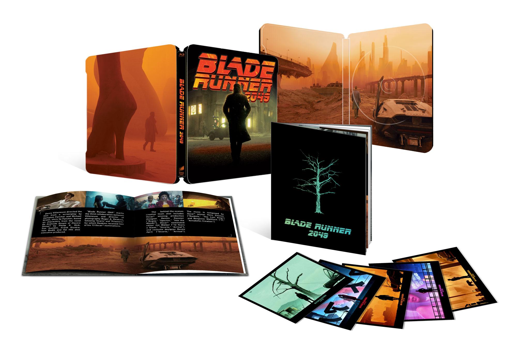 Blade Runner 2049 - Steelbook