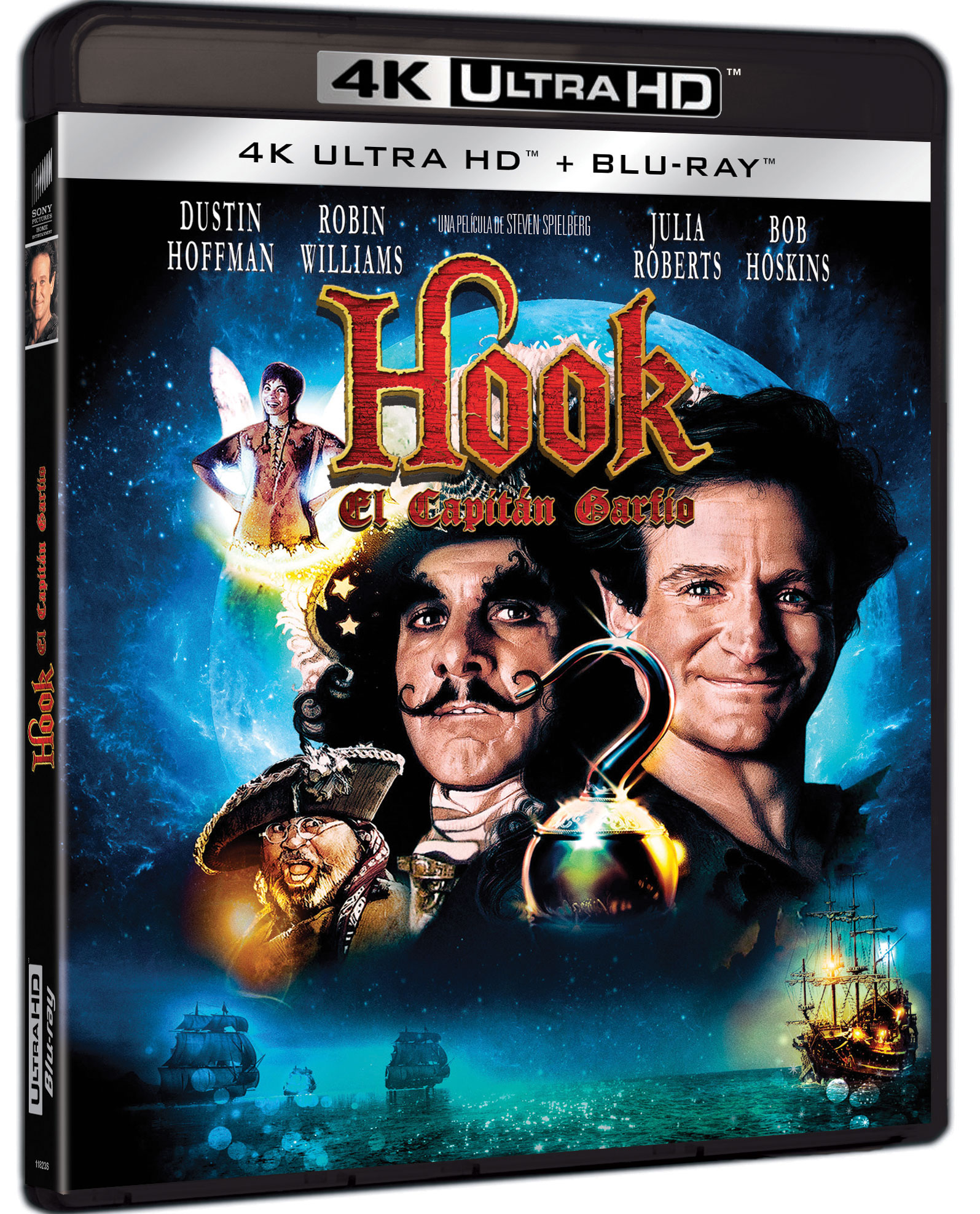 Hook - 4K Ultra HD