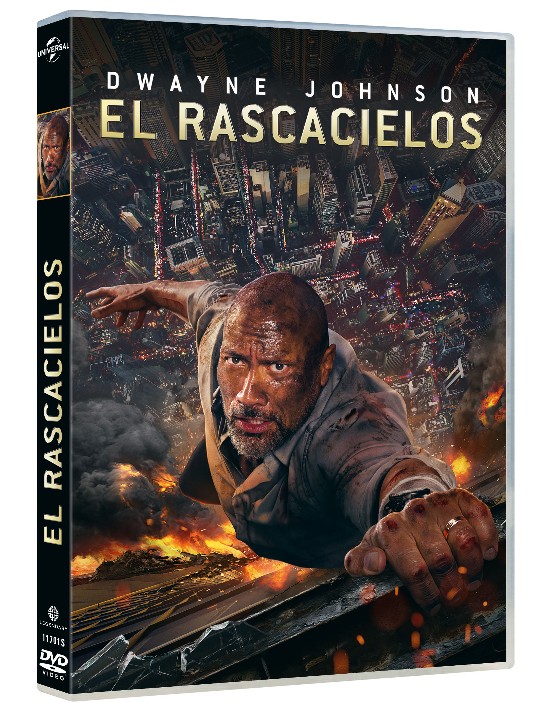 El Rascacielos - Dvd
