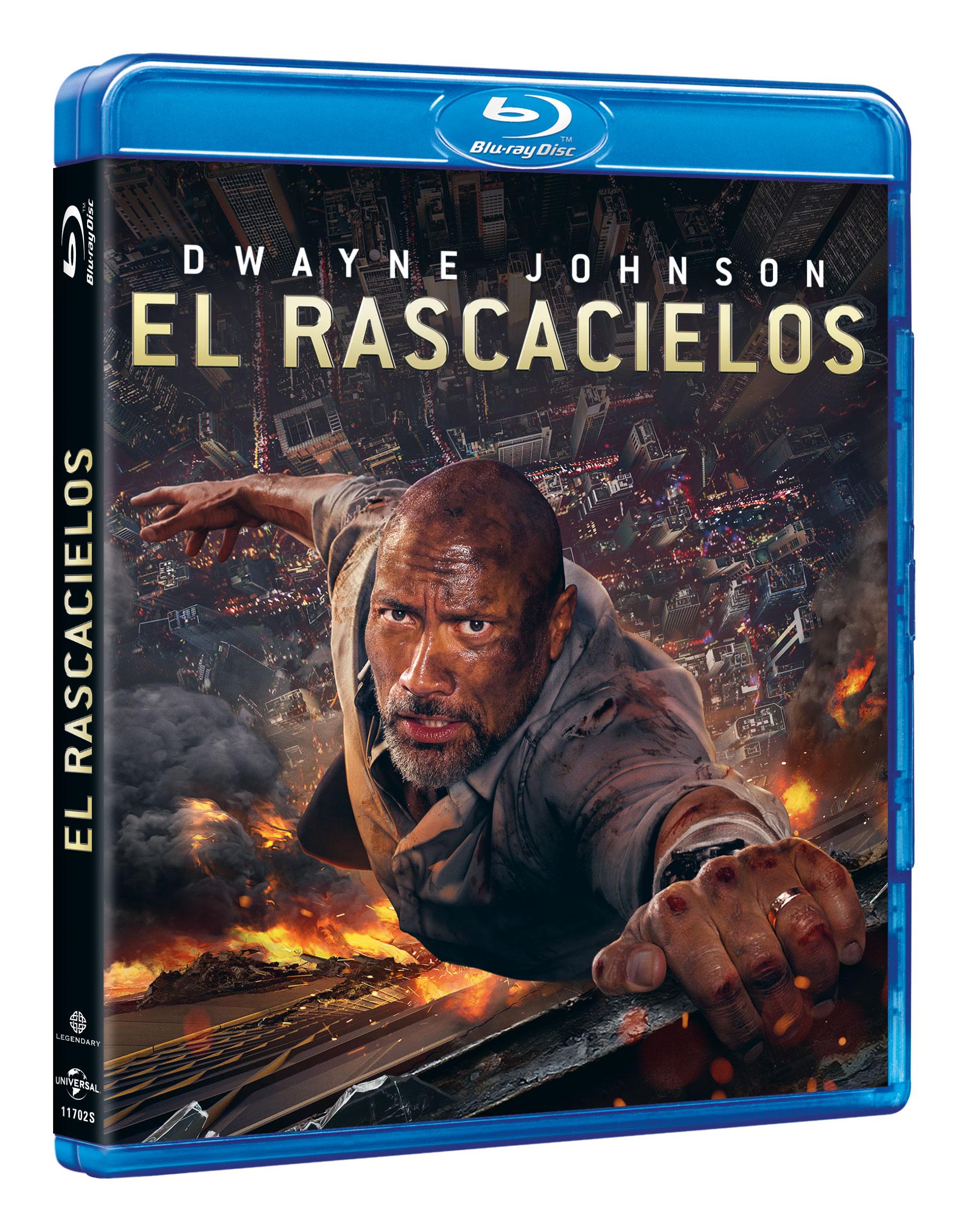 El Rascacielos - Blu-ray