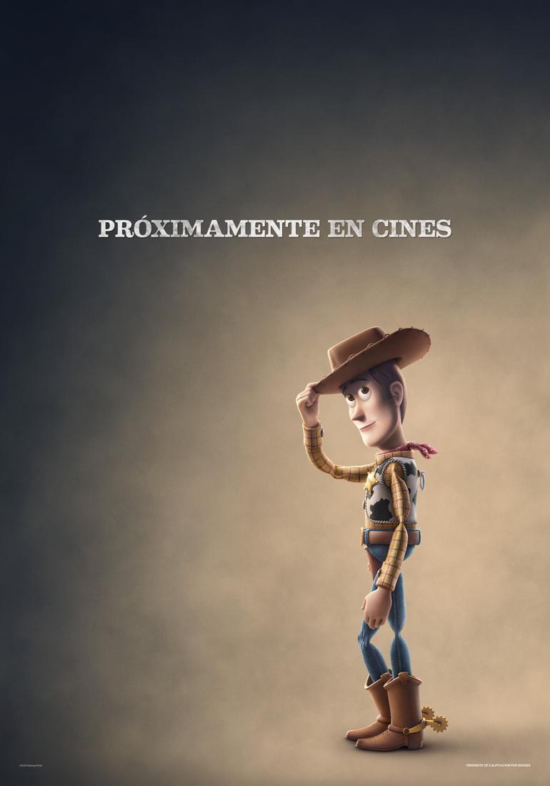 Póster 'Toy Story 4'