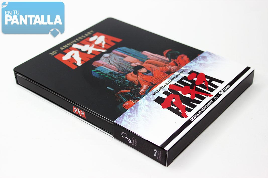 'Akira' Steelbook Blu-ray | Selecta Visión