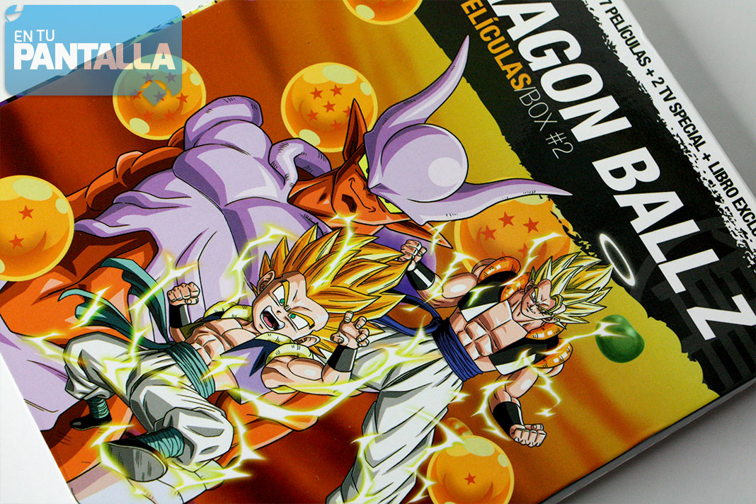 'Dragon Ball Z: Box 2' Blu-ray | Selecta Visión