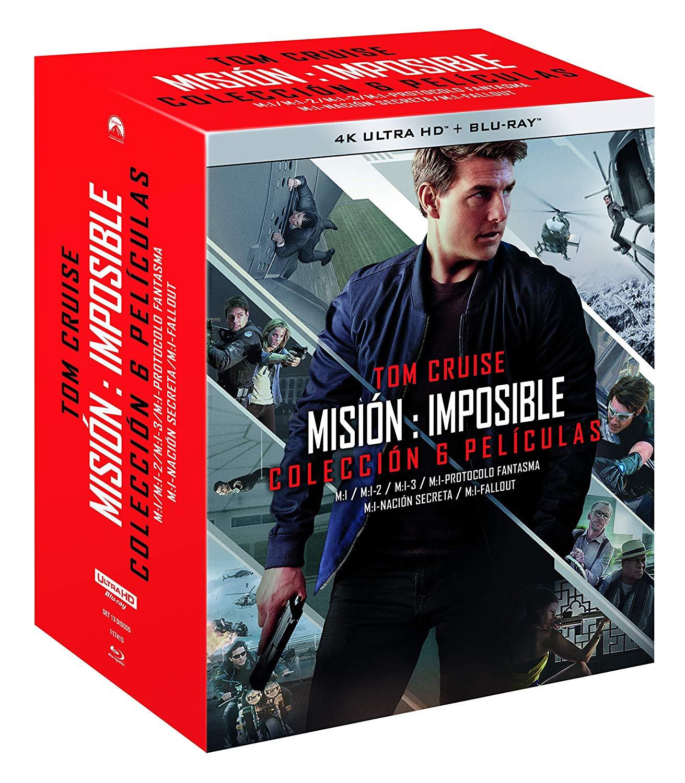 Pack 'Misión Imposible' 4K Ultra HD