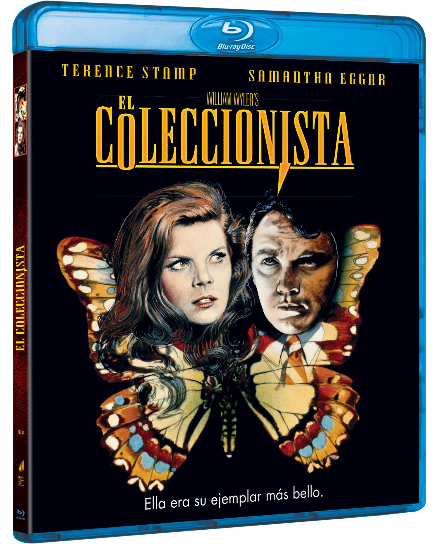 'El coleccionista' Blu-ray | Sony Pictures Video España