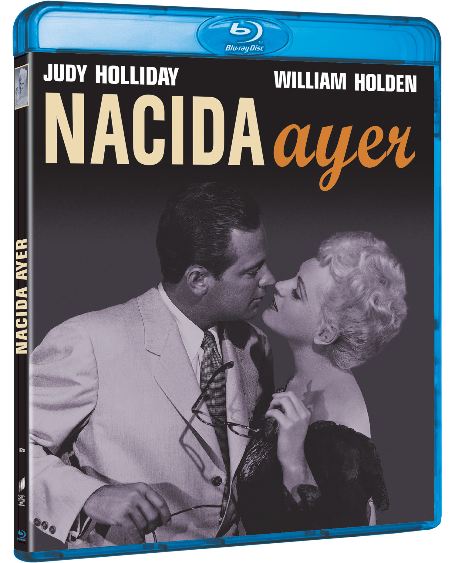 'Nacida ayer' Blu-ray | Sony Pictures Video España