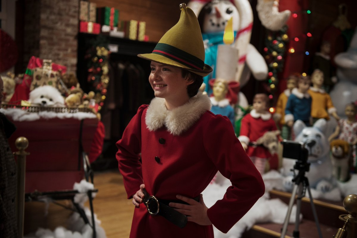 'Las escalofriantes aventuras de Sabrina' Especial Navidad