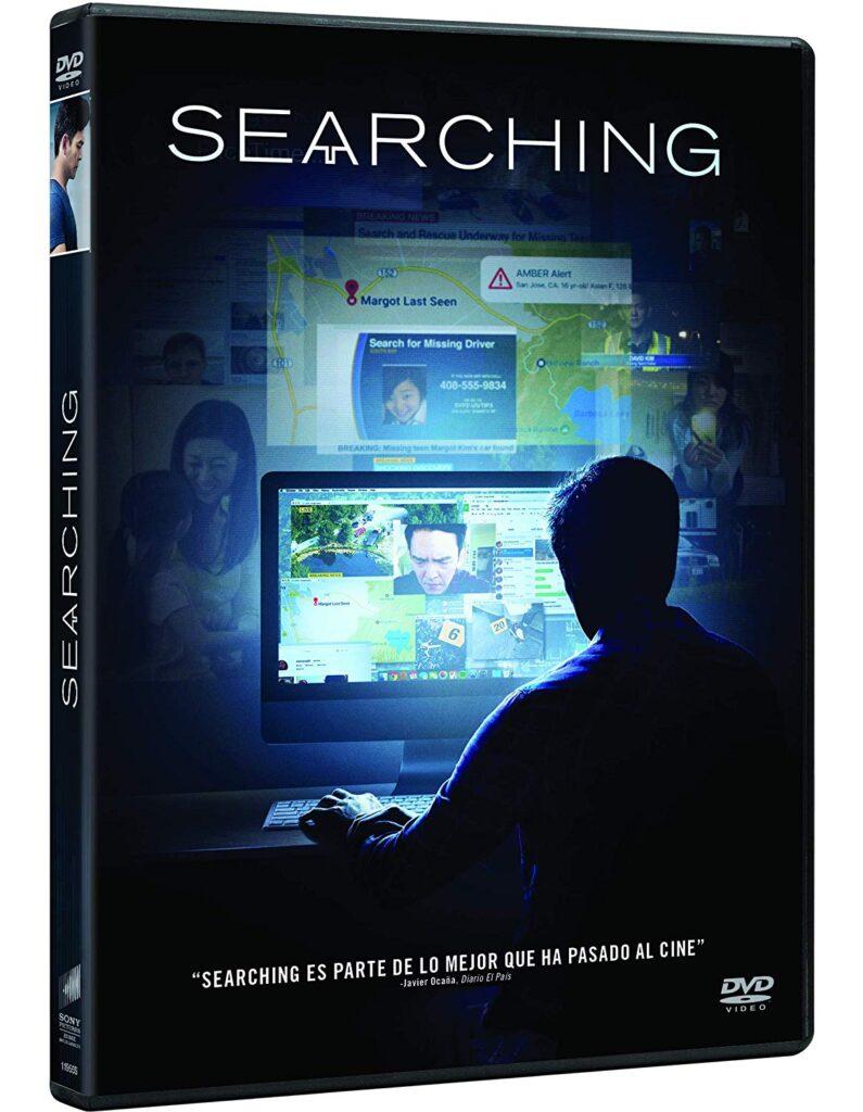 'Searching' llegará el 25 de enero en Blu-ray y Dvd • En tu pantalla