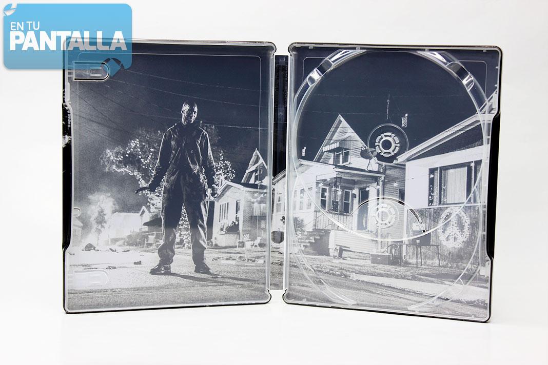 'La Primera Purga' Steelbook Blu-ray y Dvd