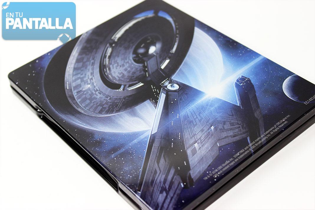 'Star Trek Discovery: Temporada 1' Steelbook Blu-ray