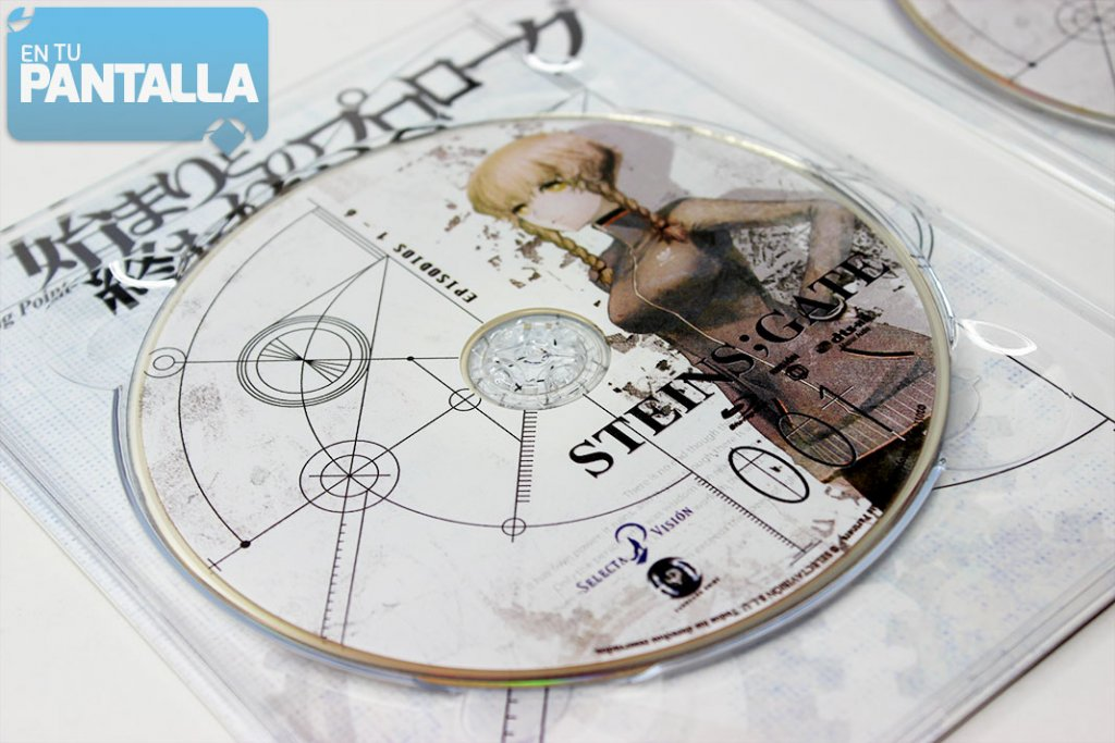 'Steins;Gate: Box 1' Blu-ray | Selecta Visión
