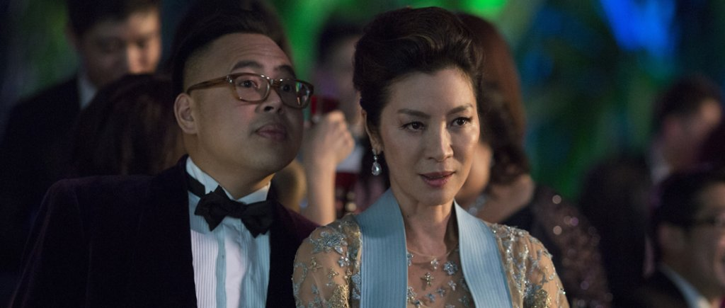 'Crazy Rich Asians', una comedia romántica excepcional