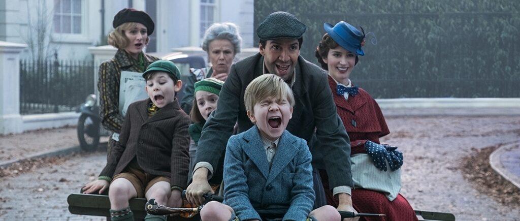 'El Regreso de Mary Poppins', llega una secuela prácticamente perfecta • En tu pantalla