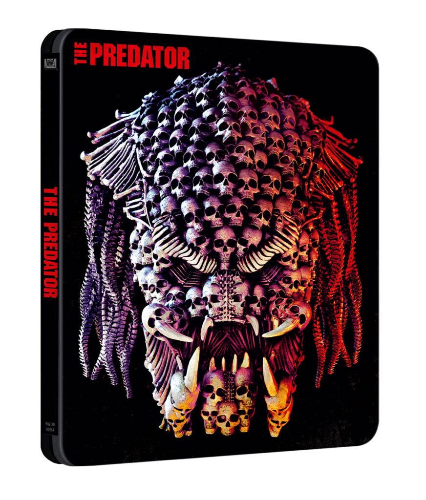 'Predator' llegará el 4 de enero en 4K, Blu-ray y Dvd • En tu pantalla