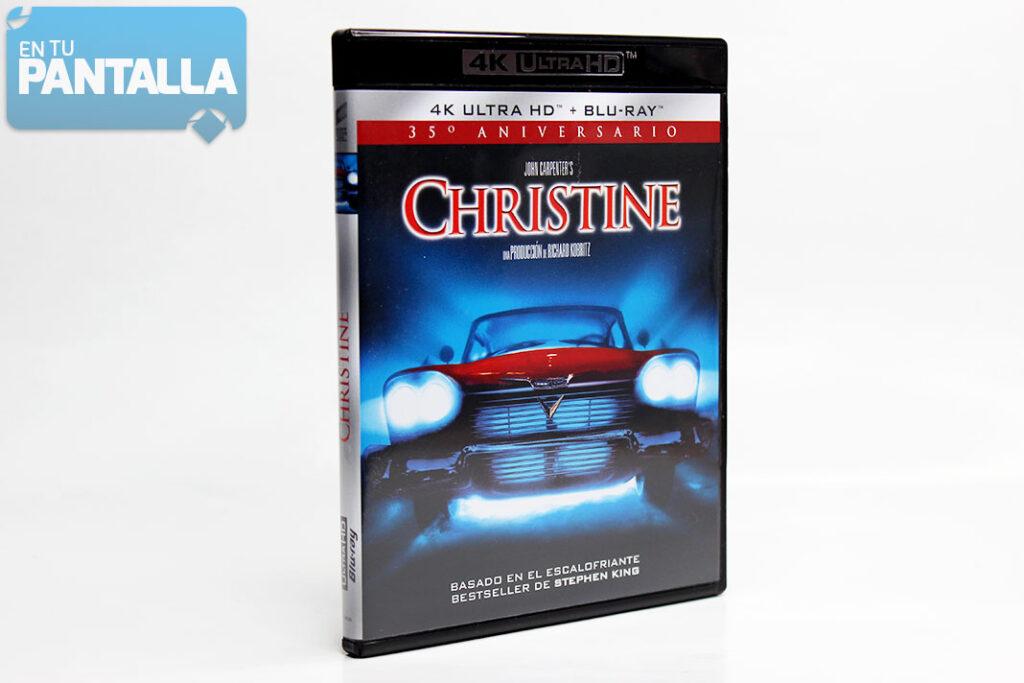 'Christine': Análisis edición 4K Ultra HD • En tu pantalla