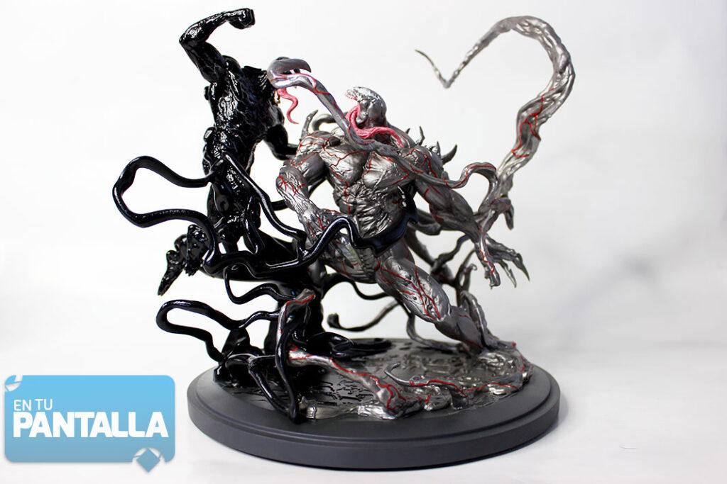 'Venom' 4K Ultra HD + Figura. ¡Unboxing y reportaje fotográfico!