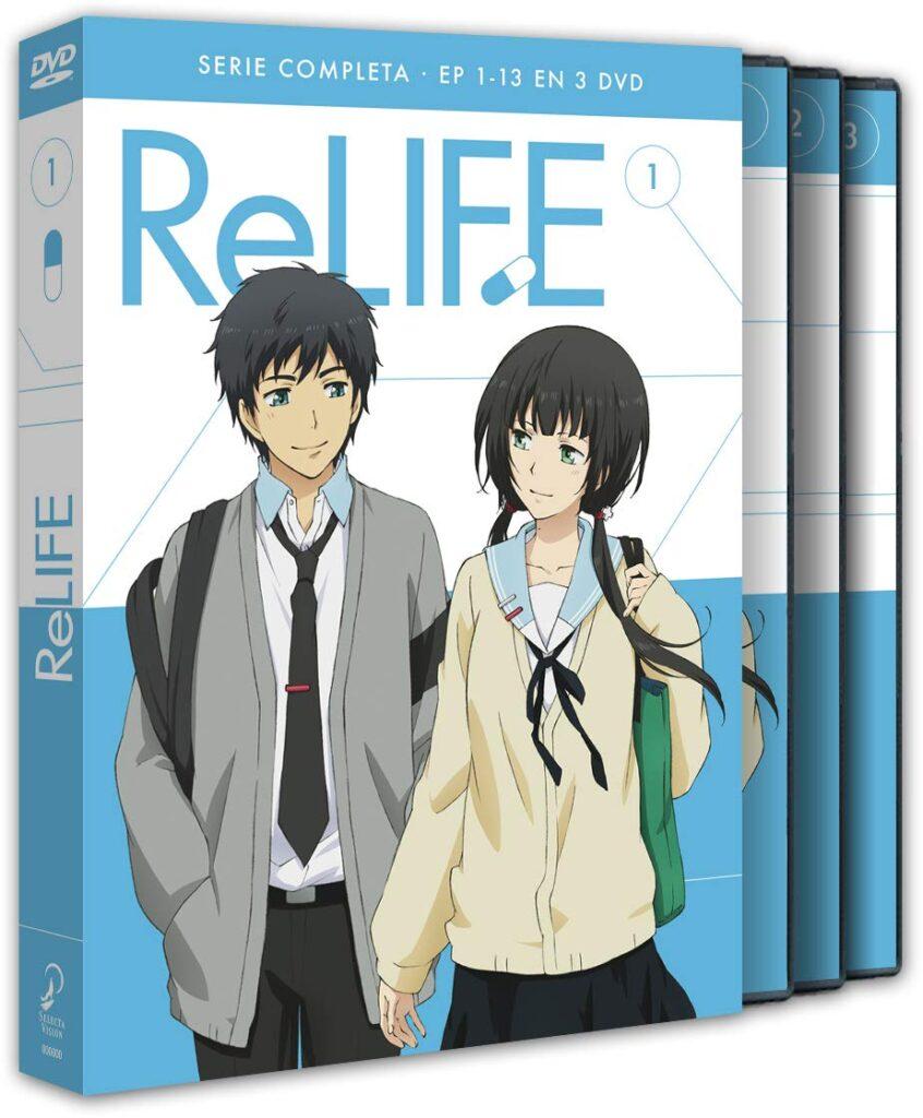 'ReLife' llegará el 26 de junio en Blu-ray y Dvd