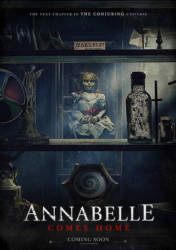 'Annabelle vuelve a casa': Nuevo tráiler de este nuevo intento terrorífico